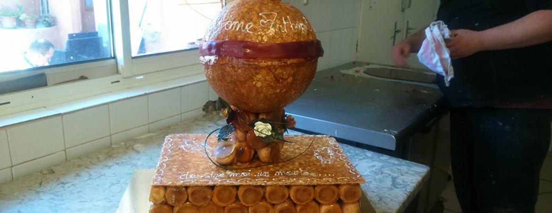 Gâteaux de cérémonie à Jonage : Boulangerie Aux Anges